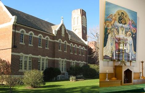 Sant 39 alfonso e dintorni blog archiv redentoristi mondo australia 2009 for Comfaience saint clement