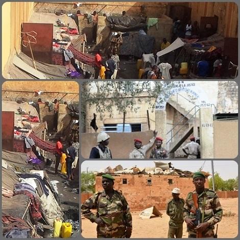 2013 –Niger – La situazione dei detenuti nelle carceri dell'Africa è drammatica, come fa notare l'articolo di P. Augustin Hounkpe, e i Missionari redentoristi sono impegnati anche in questa pastorale. Ultimamente la situazione è diventata esplosiva per le infiltrazioni di bande armate estremiste; e la repressione non si fa attendere.