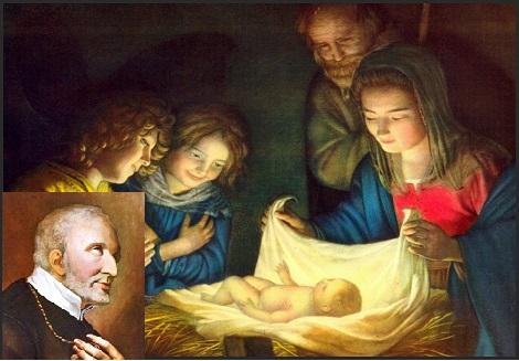 O Maria, che un giorno hai avvolto in fasce il tuo Figlio innocente, lega ora me peccatore: legami a Gesù, affinché non mi allontani più dai suoi piedi. Aiutami a vivere e a morire sempre legato a lui, così un giorno avrò la gioia di entrare nella patria felice, dove non potrò e non avrò più il timore di sciogliermi dal tuo santo amore. (S. Alfonso).