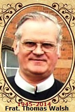 15x1-Brother Tommy Walsh C.Ss.R