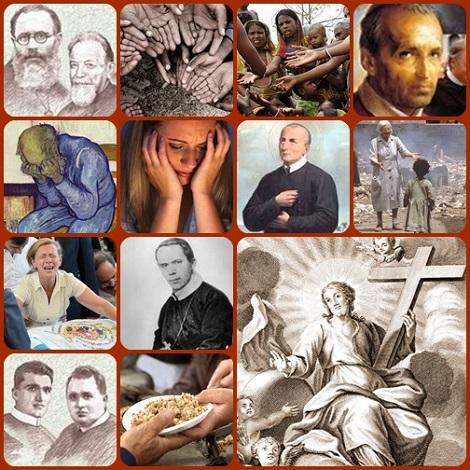 Redenzione ieri e oggi: la messe è molta, ma gli operai sono pochi, - Gesù Redentore, manda operai nella tua messe!