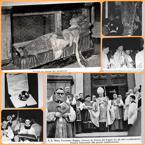 L'Annata 31 del 1960 documenta con particolari il sacrilego furto del 13 gennaio nella Basilica, perpetrato ai danni dell'Urna di S. Alfonso. Scatta la grande riparazione con preghiere e suppliche che culminano un mese dopo, domenica 21 febbraio, è stata fatta con larghissima partecipazione di autorità, fedeli, sacerdoti, vescovi. Il solenne gesto ha avuto nel Sommo Pontefice Giovanni XXIII la prima adesione: egli ha voluto inviare un suo anello a S. Alfonso. – Successivamente, il 23 maggio, il cardinale Ottaviani ha voluto rendere omaggio al grande Santo, venendo in pellegrinaggio alla sua tomba in Pagani.