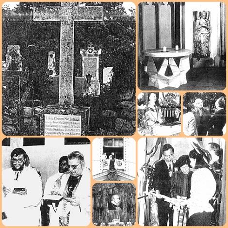 Il numero 55 di COMMUNICATIONES presenta con testo foto tre avvenimenti: 1. Il Giubileo di San Clemente: 200° anniversario del suo arrivo a Varsavia e la Ristrutturazione dell'altare di S. Clemente nella chiesa di Maria am Gestade – 2. Inaugurazione del Centro S. Alfonso con sale per accogliere pellegrini e visitatori. – Commemorazione della morte di S. Alfonso avvenuta il 1 agosto 1787.
