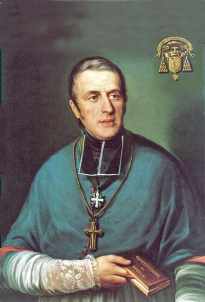 Eugenio de Mazenod, grande ammiratore di S. Alfonso e suo primo biografo in lingua francese.