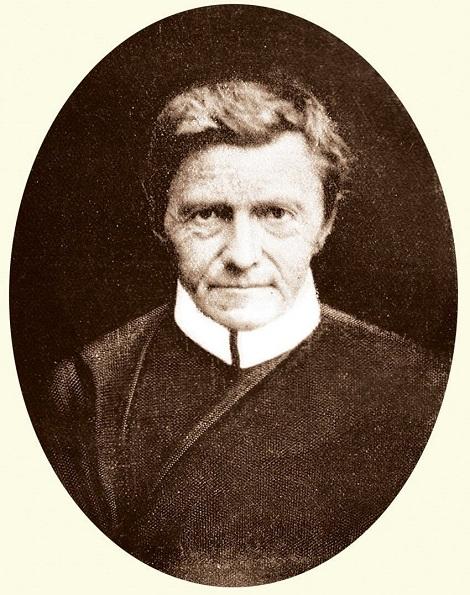 P. Louis Bronchain redentorista, fecondo scrittore di libri ascetici attinti dalle Opere di S. Alfonso.