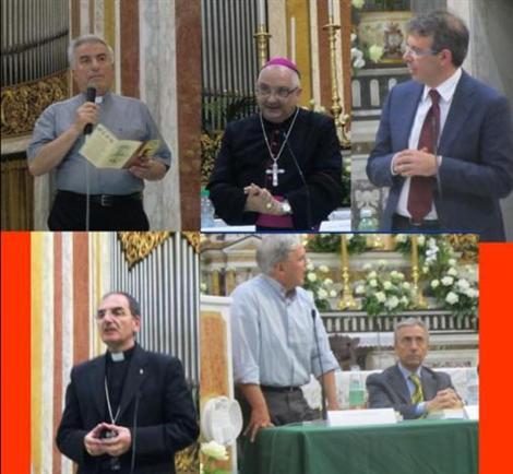 20 giugno 2012, a Pagani (SA), nella Basilica S. Alfonso,  il Convegno organizzato per celebrare il 250° anniversario dellla Ordinazione episcopale di S. Alfonso.