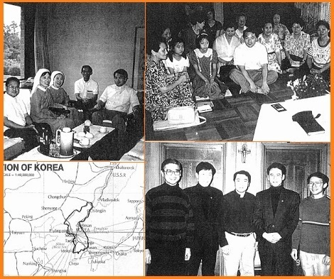 Questo numero 98 documenta in quattro pagine con testi e foto i primi passi della missione redentorista in Corea. Nonostante i problemi c'è speranza concreta di progressi sensibili e veloci nella crescita della missione.