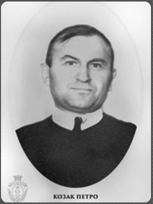 Il redentorista Mons. Petro Kozak, C.Ss.R. 1911-1984 – Ucraina, della vice Provincia Ruteniense in Galizia.