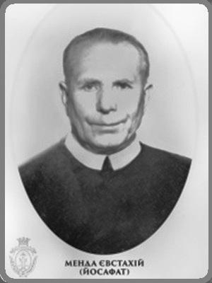 Il redentorista Fratello Eustachio (Josaphat) Menda, C.Ss.R. 1907-1988 – Ucraina, della vice Provincia Ruteniense in Galizia.