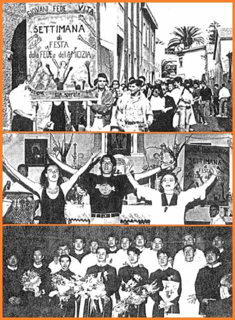 Questo numero 115 presenta in quattro pagine con testi e foto la Missione pensata e realizzata dai giovani per i giovani nella Provincia Romana. Notizie dall'America Latina e le prime professioni in Corea.