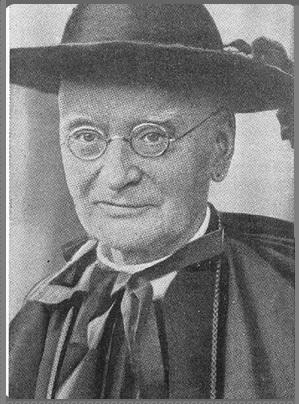 Il redentorista Mons. Willem Van Rossum, C.Ss.R. 1854-1932  Paesi Bassi, Provincia di Amsterdam.- Ampio servizio sulla sua morte.