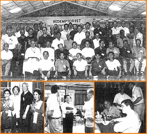 Questo numero 120 presenta in quattro pagine con testi e foto il Terzo Congresso Internazionale dei teologi moralisti redentoristi tenuto a Pattaya, Tailandia, 2-8 luglio 1995.