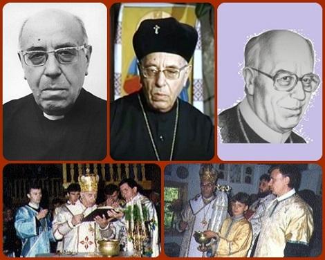 Mons. Philemon Kurczaba, C.Ss.R. 1913-1995 – Ucraina, della Vice Provincia Ruteniense in Galizia. Viceprovinciale per 42 anni. Consacrato vescovo da Mons. Sterniuk nel 1985, gli venne dato il titolo di vescovo di Luck e poi vescovo ausiliare della città di Lviv.