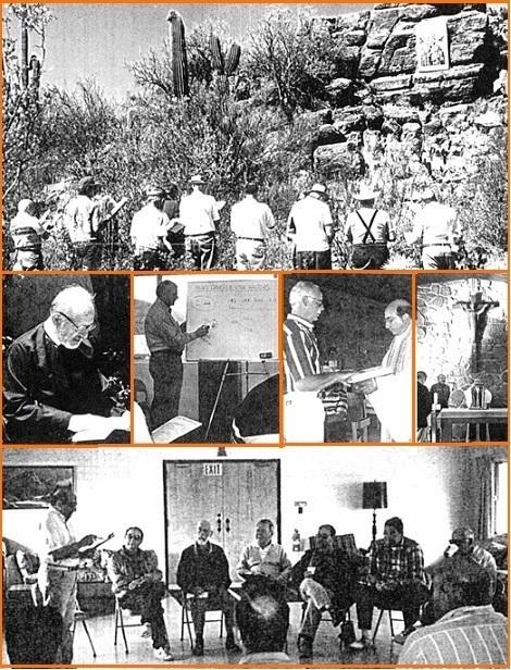 Questo numero 127 presenta in cinque pagine con testi e foto l'esperienza di ritiro e di rinnovamento spirituale messa in atto dalle Province di Saint Louis e di Oakland.