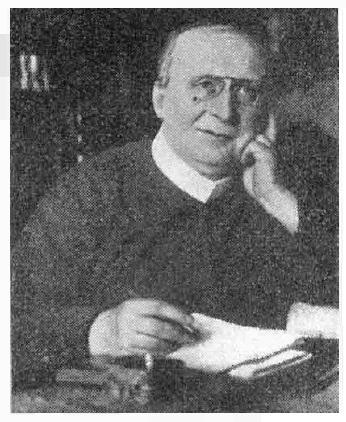 Il redentorista P. Félix Delerue C.Ss.R. 1870-1938  Francia della Provincia di Lione.