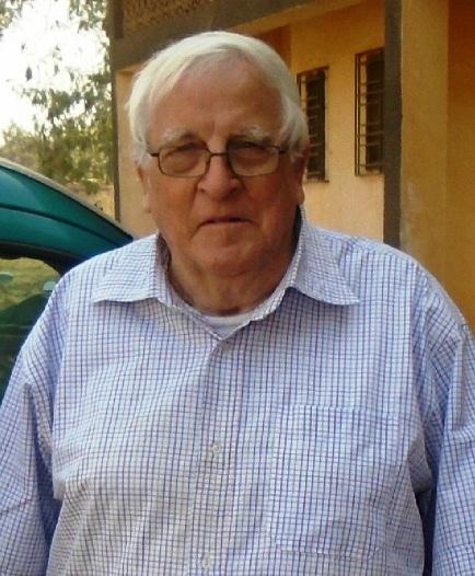Il redentorista P. René Picavet, 1939-2015, Francia, Provincia di Parigi. Fu inviato in missione nel Burkina Faso nel 1968. È morto a Parigi il 1 settembre 2015.