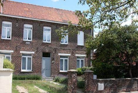 Douai, Franzia - La casa delle Dames de la Sainte-Union: qui il P. François Durieux veniva colpino da male improvviso e moriva nel 1895 (foto da internet).