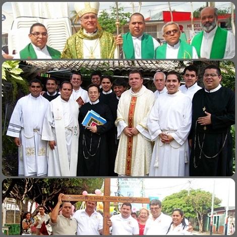 2013 Managua, Nicaragua – La missione di evangelizzazione è il compito primario dei Redentoristi che la realizzano insieme a collaboratori laici e alle forze vive della chiesa locale. Il risultato è sempre un risveglio della comunità ed un ritorno alla fede.