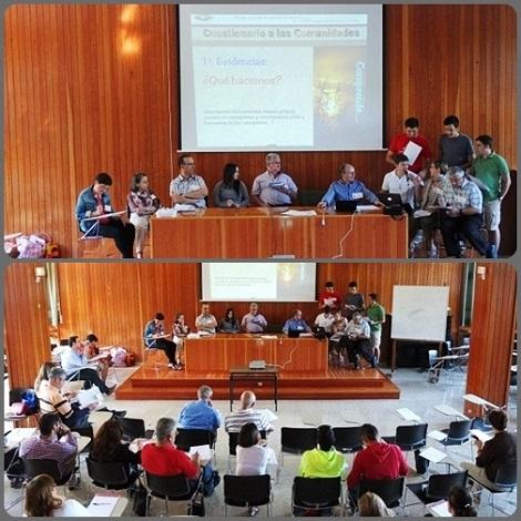 2013 Spagna – Operatori pastorali Redentoristi e Laici a confronto su come trasmette la fede ai più giovani. Si fa sempre più stretta la collaborazione tra Redentoristi e Laici per la Missione.