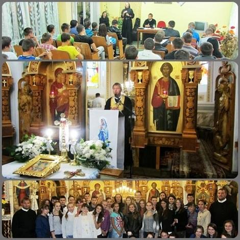 2013 - Dubliany, Ucraina. - Missione popolare a Dubliany in Ucraina nel mese di settembre. I redentoristi, insieme a suore e collaboratori laici hanno rinnovato spiritualmente la città, dalla quale la missione mancava dal 1935.
