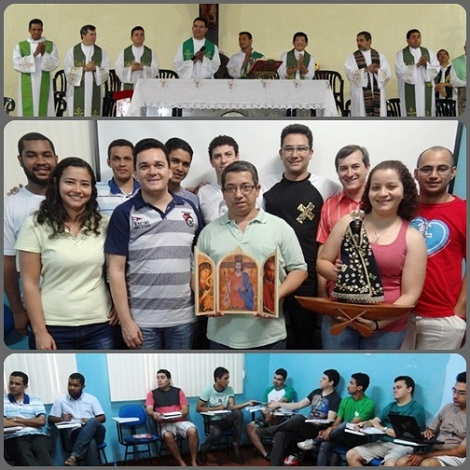2013 Manaus, Brasile. –  Dal 23 al 25 settembre ha avuto luogo il Quinto Incontro della Commissione Nazionale dei Giovani Redentoristi: Valutazione delle Giornate celebrate di recente (Alfonsiana e Mondiale della Gioventù) e Proposte per l'Anno Vocazionale.