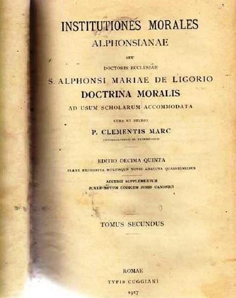 Il P. Jean Kannengiesser  collaborò alla pubblicazione delle Institutiones morales Alphonsianae del P. Marc; rivide e completò il Manuel de Droit canonique d'Huguenin; pubblicò il Manuale pii sacerdotis, libro di pietà e gradito al clero.