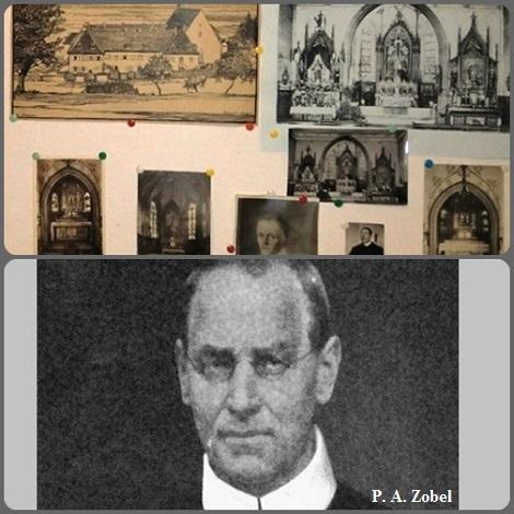 Il P. Sixte Sedler, entrato tra i Redentoristi, si pose sotto la guida del P. Ambrogio Zobel a Bischenberg e divenne un ardente missionario, consumando la sua vita all'età di 50 anni. . Mulhouse, 1872.