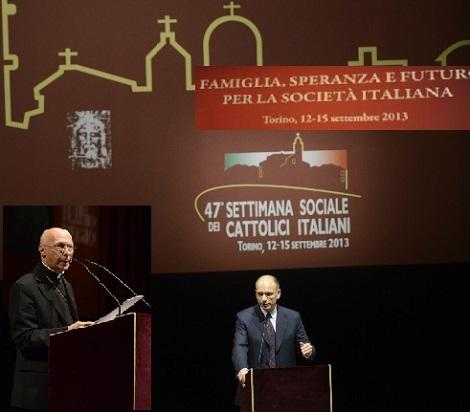 E' il tempo della Famiglia! - La 47^ settimana Sociale di Torino ha chiesto  alla Chiesa e allo Stato di unire gli sforzi per promuovere la famiglia.