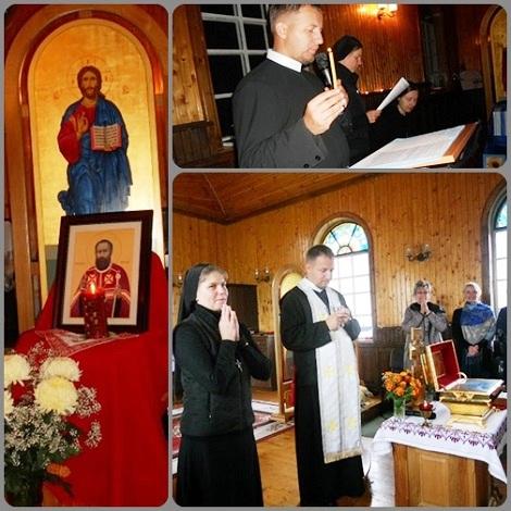 2013 – Ucraina. I ritiri spirituali con i fedeli offerti come percorsi di guarigione e di benessere spirituale: aiutano a vivere meglio la propria vocazione e le relazioni con gli altri. I risultati sono sorprendenti.