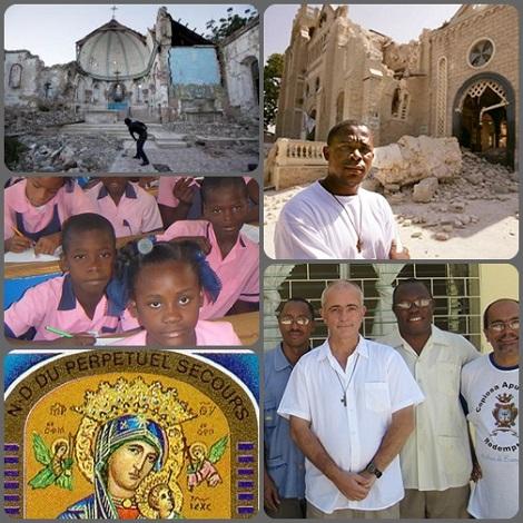 2013 – Haiti – A tre anni dal terribile terremoto, quando l'emergenza a chiamato ognuno a farsi prossimo di tutti, i Redentoristi continuano la ricostruzione e soprattutto hanno ripreso il loro apostolato missionario grazie alla solidarietà e alla vicinanza delle altre Province della Congregazione.
