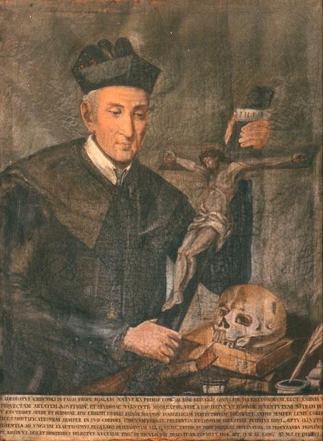 P. Diodato Criscuoli, redentorista nativo di Scala, fu compagno fedele di S. Alfonso e testimone prezioso di molti episodi della vita del Fondatore. Morì nel 1804, mentre era Maestro dei novizi e Consultore Generale della Congregazione.