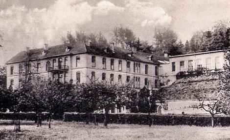 La Casa redentorista di Faulquemont (in tedesco Falkenberg), un comune francese nel dipartimento della Mosella nella regione della Lorena. Fratello Henri Rapp vi morì nel 1915 dopo aver dato esempi di generoso servizio.