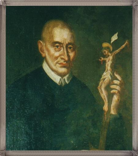 P. Giovanni Mazzini fu il primo redentorista ad entrare nell'Istituto; era compagno di S. Alfonso e divenne il suo emulo nelle virtù, il suo consigliere e il suo intimo amico. Una pietra fondamentale del nascente Istituto.