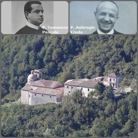 La Chiesa di S. Martino sull'omonimo colle a Monteforte Irpino (AV), patria di venerandi redentoristi, tra i quali P. Salvatore Gallo, P. Tommaso Pascale e P. Anbrogio Freda.
