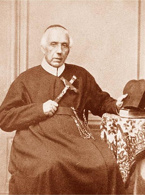 P. Michel Neubert fu ricevuto nella Congregazione dal Padre Passerat in La Valsainte (Svizzera) e presto divenne un valente e famoso predicatore di missioni: dottrina solida e profonda unita a semplicità e chiarezza.