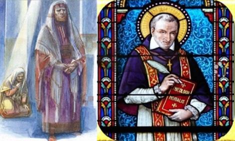 """diciamo con s. Paolo: """"Per la grazia di Dio sono quello che sono"""". Giacché noi non siamo capaci, non dico a fare opere buone, ma neppure ad avere un buon pensiero da per noi."""