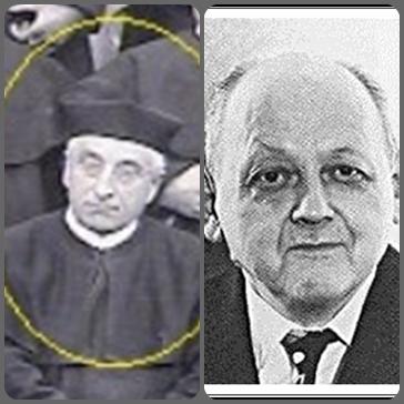 Tra i 26 defunti di oggi 28 novembre, di cui 4 italiani, l'immagine mostra 2 Redentoristi: lo svizzero P. Allet Otmaro (1851-1914) e il fratello olandese Cornelius-Aemilianus Levels (1914-1997).