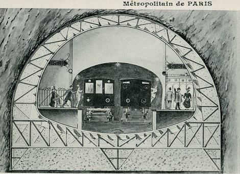 P. Charles Mercier morì nel 1895 ad Antony, periferia di Parigi, dove i Redentoristi avevano una Casa. Nella zona è stata costruita la metropolitana.