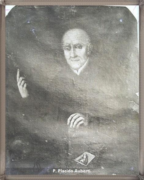 P. Placido Auberti, redentorista nativo di Castagnole Lanze (Asti): amato da tutti per la sua bontà. Fu formatore dei giovani redentorist. Mori nel 1840 a L'Aquila, dove al tempo ci era una Casa redentorista.