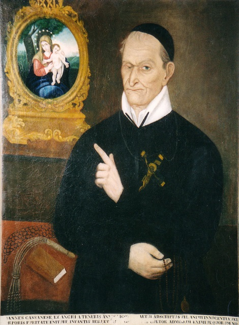 Fratello Giovanni  Cassanese redentorista nativo di Anfri (SA) morì con fama di santità nella Casa rentorista di  di Tropea in Calabria nel 1809, dopo aver edificato tutti con la sua semplicità e santità.