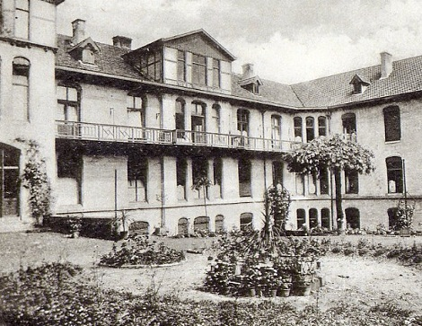 La Casa di Fauquemont dove nel 1913 consumò la sua breve vita lo studente redentorista Jean-Baptiste Gauthier.