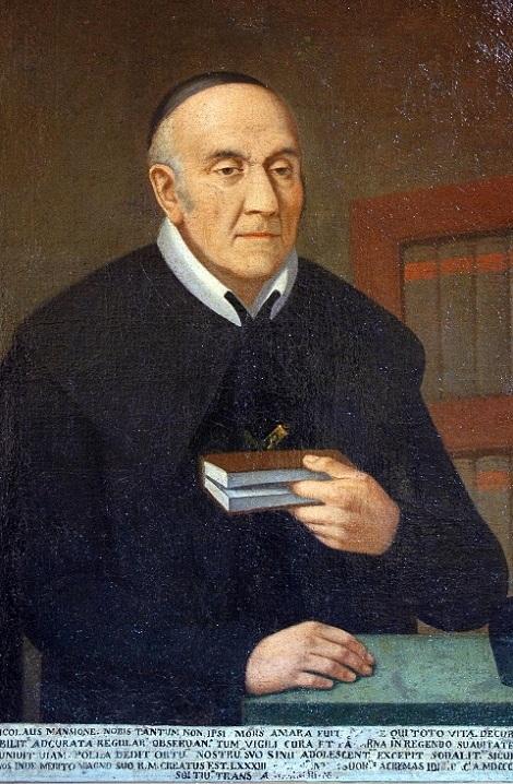 P. Nicola Mansione, redentorista nativo di Polla (SA), visse pienamente la sua vocazione. Era superiore di Pagani, quando morì S. Alfonso e toccò a lui dare gli ultimi sacramenti. Fu Rettore Maggiore succedendo a P. Blasucci.