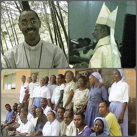 """Haiti – La """"Familia Alfonsiana"""" vive con intensità lo spirito della missione come annuncio del Vangelo ai poveri, guidata dai Missionari Redentoristi come Padre Peltrop Gilbert e sostenuta dai vescovi come Mons. Joseph Lafontant."""
