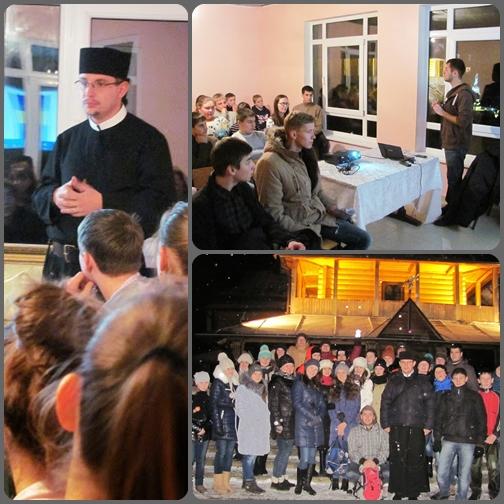 Ucraina 2013 – Formare gli animatori dei giovani e dei bambini: è uno degli obiettivi della Pastorale Giovanile Redentorista per assicurare la sana crescita nella fede e nell'entusiasmo cristiano.