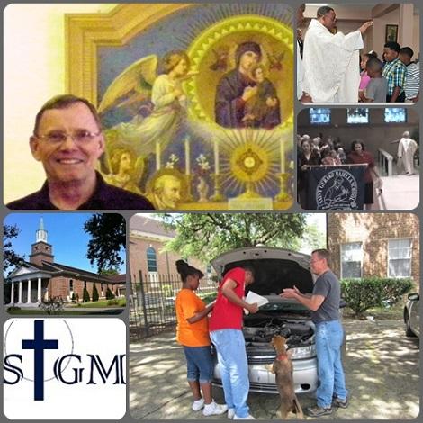 2013 - Baton Rouge (Luisiana, USA) - La città ha un tasso di omicidi incredibilmente più alto delle altre città americane. Qui la Comunità redentorista accompagna l'annuncio del Vangelo con iniziative sociali di prevenzione per i giovani, come il programma WEAL condotto da Fratello Gene Patin.