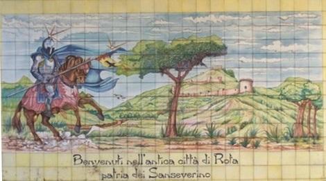 P. Giovanni Battista Ansalone nativo di Lancusi di Mercato San Severino