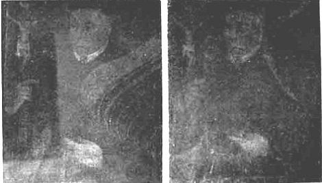 I Redentoristi Scelsi Giuseppe e Scelsi Domenico nativi di Casamassima (BA) gemelli di nascita e gemelli di vocazione. La foto è un vero reperto archeologico, ma può bastare ad averne l'idea.