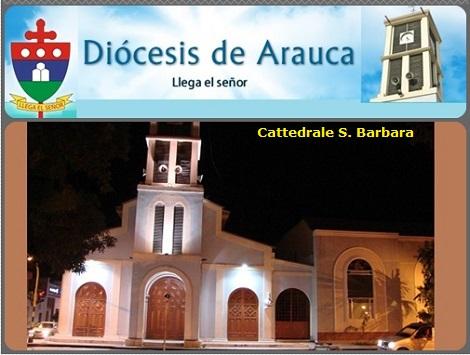 Nella storia della diocesi di Arauca (Colombia) c'è anche il sacrificio di due Missionari Redentoristi italiani P. Enrico Tirino e P. Gioacchino D'Elia che morirono, l'uno dopo l'altro, dopo breve tempo della loro presenza nel Casanare.