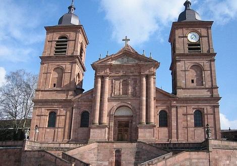Cattedrale di Saint-Dié (Francia) - P. Nicolas Poirot. era seminarista nel grande seminario della città, quando decise di farsi rentorista. Morì a Saint-Nicolas-du-Port nel 1899.