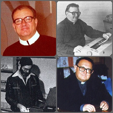L'équipe di  CSSR Communicationes: Direttore-Redattore: P. John Ruef - Direttore esecutivo: Fr. Barnaba Hipkins - Stampa: Fr. Joao Clementino Neto - Traduzione per l'italiano: P. Giuseppe Zirilli.